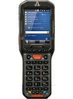 Изображение Терминал Point Mobile PM450; дальнобойный 2D; WiFi, Bluetooth, Windows CE 6.0, батарея 5200 мАч, 32 клавиш, P450GPL2254E0T от магазина СканСтор