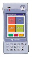 Изображение Терминал Casio IT-500, 1D Laser, Bluetooth, Windows CE .NET 4.1 EN, IT-500M30B от магазина СканСтор