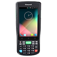 Изображение Терминал Honeywell ScanPal EDA50K; 2D, Bluetooth, WiFi, NFC, LTE, GPS, Android 4.4.4, батарея 4000 мАч, камера, 26 клавиш, USB, EDA50K-1-C111KNRK от магазина СканСтор