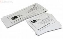 Чистящий комплект CLEANING CARD KIT,ZC 100/300,5 CARDS, 105999-311