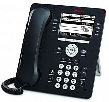 Телефон Avaya IP PHONE 9608G серый, 700505424