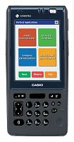 Изображение Терминал Casio IT-600, 1D, Bluetooth, Windows CE .NET 5.0 EN, 2-х мегапиксельная камера, IT-600M30C2 от магазина СканСтор