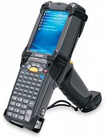 Изображение Терминал Zebra MC9090-G; RFID Esti 302-208, Drm Gen 2 only, 2D Imager, 64/128MB, WiFi, Bluetooth, Windows Mobile 6.1, GUN, 53key, MC9090-GK0HJEQR1ER от магазина СканСтор