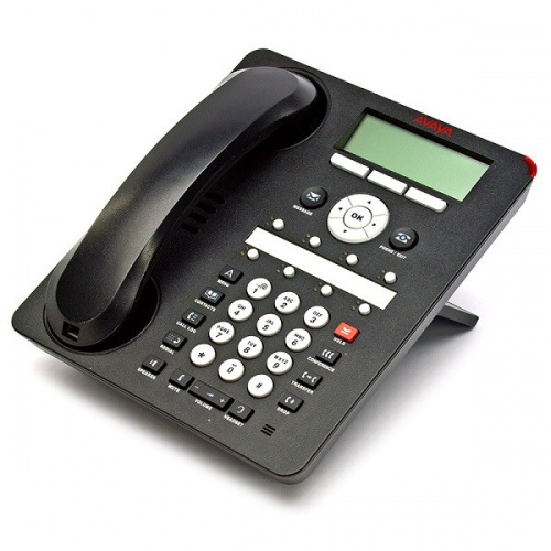 Телефон Avaya 1408 для  Communication Manager/IP Office ICON ONLY, 700504841