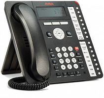 Телефон Avaya 1616-I IP DESKPHONE ICON упаковка 4 шт., 700510908