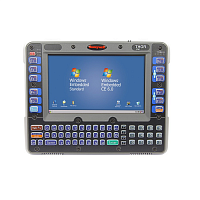 Изображение Терминал Honeywell Thor VM1; Indoor, WiFi, Bluetooth, Windows CE 6.0, GPS, сдвоенная внешняя антенна WLAN, 1Gb Flash, ANSI, ETSI, VM1C1A1A1BET01A от магазина СканСтор