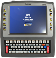 Изображение Терминал Zebra PSION 8515; WiFi, Bluetooth, Windows CE 5.0, QWERTY, 8515112110000000 от магазина СканСтор